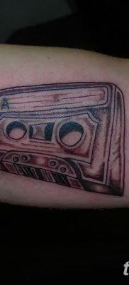 фото тату кассета от 28.08.2017 №116 – Tattoo cassette – tatufoto.com