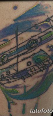 фото тату кассета от 28.08.2017 №117 – Tattoo cassette – tatufoto.com