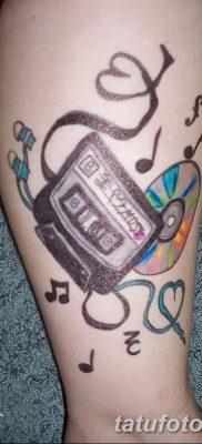 фото тату кассета от 28.08.2017 №126 – Tattoo cassette – tatufoto.com