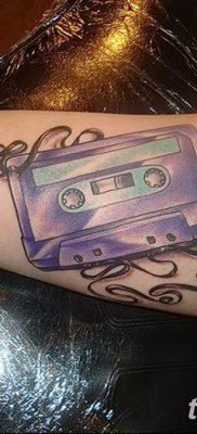 фото тату кассета от 28.08.2017 №128 – Tattoo cassette – tatufoto.com