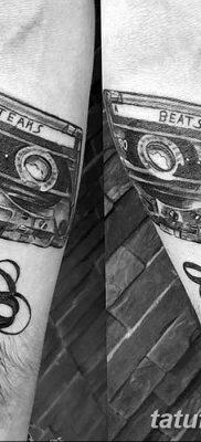 фото тату кассета от 28.08.2017 №129 – Tattoo cassette – tatufoto.com