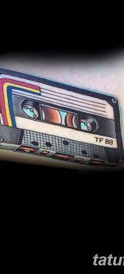 фото тату кассета от 28.08.2017 №130 – Tattoo cassette – tatufoto.com