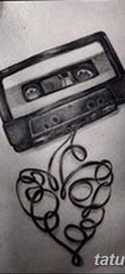 фото тату кассета от 28.08.2017 №131 – Tattoo cassette – tatufoto.com