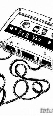 фото тату кассета от 28.08.2017 №134 – Tattoo cassette – tatufoto.com