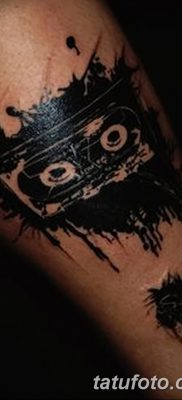 фото тату кассета от 28.08.2017 №136 – Tattoo cassette – tatufoto.com