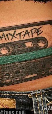 фото тату кассета от 28.08.2017 №140 – Tattoo cassette – tatufoto.com