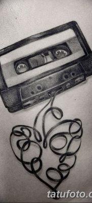 фото тату кассета от 28.08.2017 №141 – Tattoo cassette – tatufoto.com