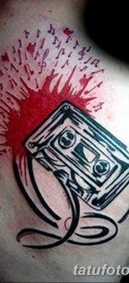 фото тату кассета от 28.08.2017 №142 – Tattoo cassette – tatufoto.com