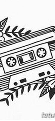 фото тату кассета от 28.08.2017 №147 – Tattoo cassette – tatufoto.com