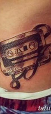фото тату кассета от 28.08.2017 №149 – Tattoo cassette – tatufoto.com