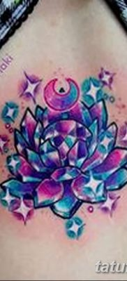 фото тату кристалл от 27.08.2017 №053 – Tattoo crystal – tatufoto.com