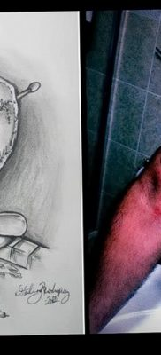 фото тату кукла вуду от 08.08.2017 №007 – Tattoo doll voodoo_tatufoto.com
