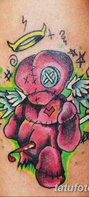 фото тату кукла вуду от 08.08.2017 №015 – Tattoo doll voodoo_tatufoto.com