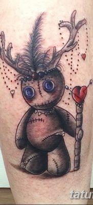 фото тату кукла вуду от 08.08.2017 №021 – Tattoo doll voodoo_tatufoto.com
