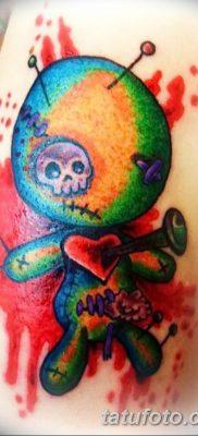 фото тату кукла вуду от 08.08.2017 №024 – Tattoo doll voodoo_tatufoto.com