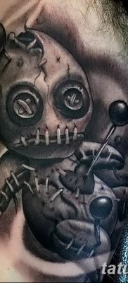 фото тату кукла вуду от 08.08.2017 №028 – Tattoo doll voodoo_tatufoto.com
