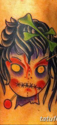 фото тату кукла вуду от 08.08.2017 №031 – Tattoo doll voodoo_tatufoto.com