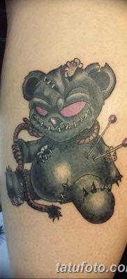 фото тату кукла вуду от 08.08.2017 №032 – Tattoo doll voodoo_tatufoto.com