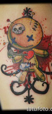 фото тату кукла вуду от 08.08.2017 №037 – Tattoo doll voodoo_tatufoto.com