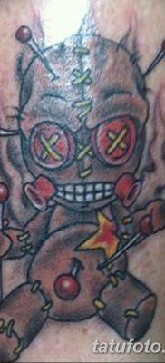 фото тату кукла вуду от 08.08.2017 №039 – Tattoo doll voodoo_tatufoto.com