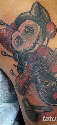 фото тату кукла вуду от 08.08.2017 №040 – Tattoo doll voodoo_tatufoto.com