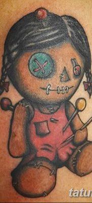 фото тату кукла вуду от 08.08.2017 №042 – Tattoo doll voodoo_tatufoto.com