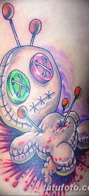 фото тату кукла вуду от 08.08.2017 №044 – Tattoo doll voodoo_tatufoto.com