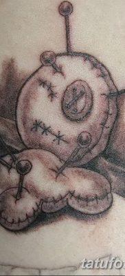 фото тату кукла вуду от 08.08.2017 №048 – Tattoo doll voodoo_tatufoto.com