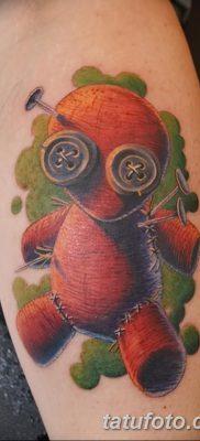 фото тату кукла вуду от 08.08.2017 №053 – Tattoo doll voodoo_tatufoto.com