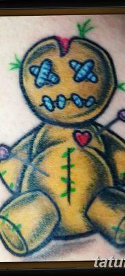 фото тату кукла вуду от 08.08.2017 №055 – Tattoo doll voodoo_tatufoto.com