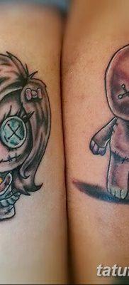 фото тату кукла вуду от 08.08.2017 №056 – Tattoo doll voodoo_tatufoto.com