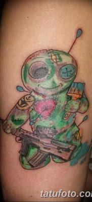 фото тату кукла вуду от 08.08.2017 №057 – Tattoo doll voodoo_tatufoto.com
