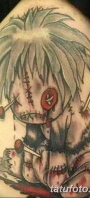 фото тату кукла вуду от 08.08.2017 №061 – Tattoo doll voodoo_tatufoto.com