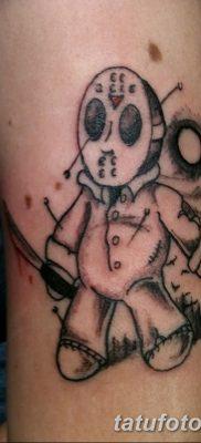 фото тату кукла вуду от 08.08.2017 №068 – Tattoo doll voodoo_tatufoto.com