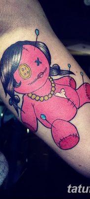 фото тату кукла вуду от 08.08.2017 №076 – Tattoo doll voodoo_tatufoto.com