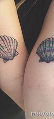 фото тату раковина от 19.08.2017 №056 – Tattoo shell_tatufoto.com 12312323111