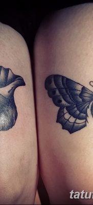 фото тату раковина от 19.08.2017 №142 – Tattoo shell_tatufoto.com