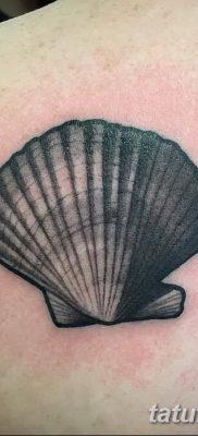фото тату раковина от 19.08.2017 №174 – Tattoo shell_tatufoto.com