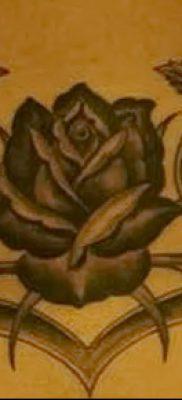 фото тату три розы от 21.08.2017 №114 – Three rose tattoos – tatufoto.com