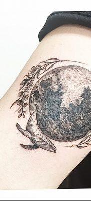 фото тату черника от 21.08.2017 №003 – Blueberry tattoo – tatufoto.com