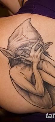 фото тату эльф от 28.08.2017 №001 – tattoo elf – tatufoto.com