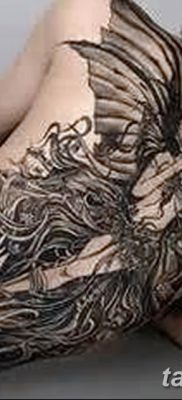фото тату эльф от 28.08.2017 №003 – tattoo elf – tatufoto.com