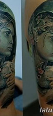 фото тату эльф от 28.08.2017 №010 – tattoo elf – tatufoto.com