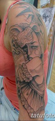 фото тату эльф от 28.08.2017 №013 – tattoo elf – tatufoto.com