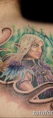 фото тату эльф от 28.08.2017 №016 – tattoo elf – tatufoto.com