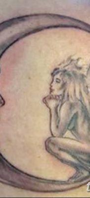 фото тату эльф от 28.08.2017 №032 – tattoo elf – tatufoto.com