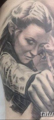 фото тату эльф от 28.08.2017 №037 – tattoo elf – tatufoto.com