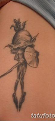 фото тату эльф от 28.08.2017 №041 – tattoo elf – tatufoto.com