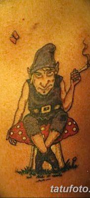 фото тату эльф от 28.08.2017 №045 – tattoo elf – tatufoto.com