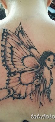 фото тату эльф от 28.08.2017 №046 – tattoo elf – tatufoto.com